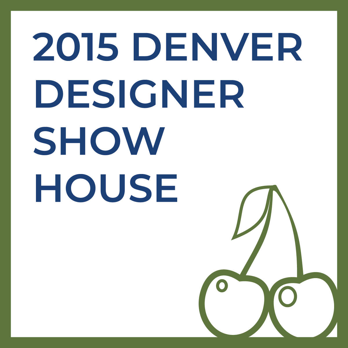 2015 Denver Designer Show House