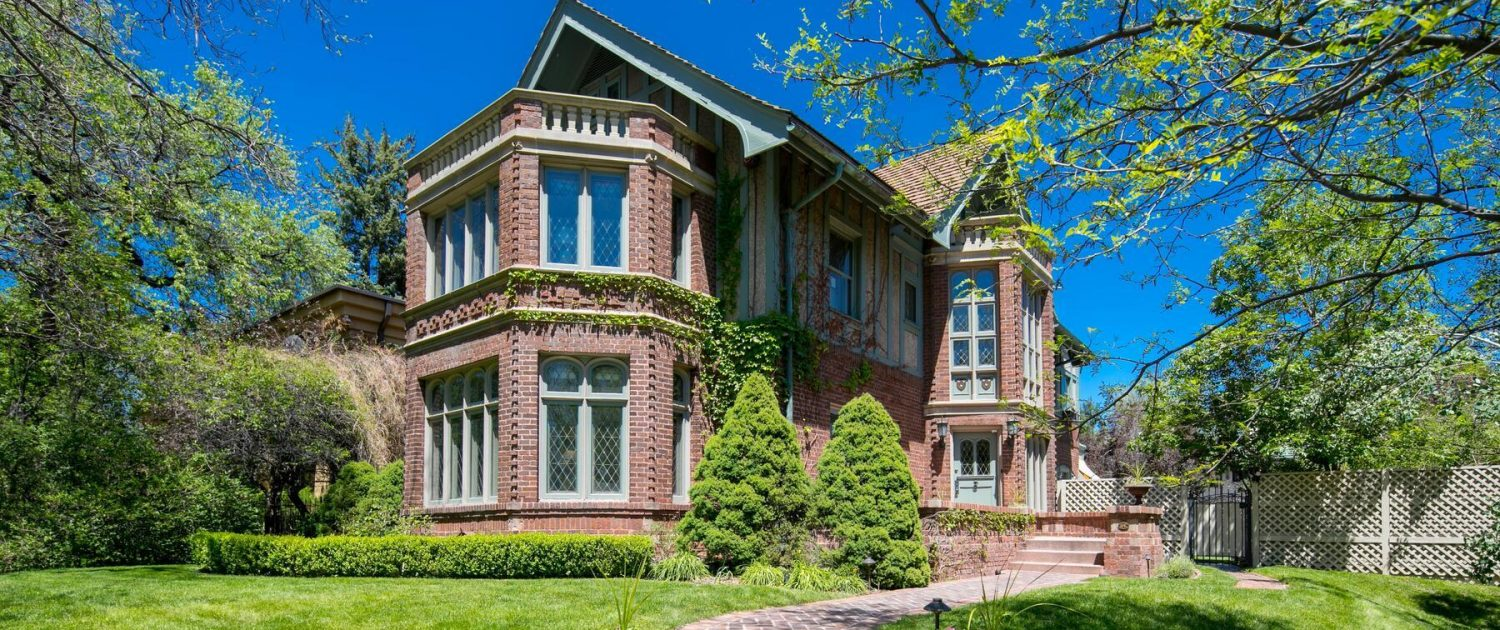 120 Humboldt Street Denver, CO | Country Club Historic